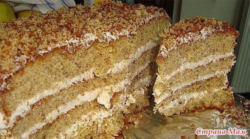 пирожные на скорую руку