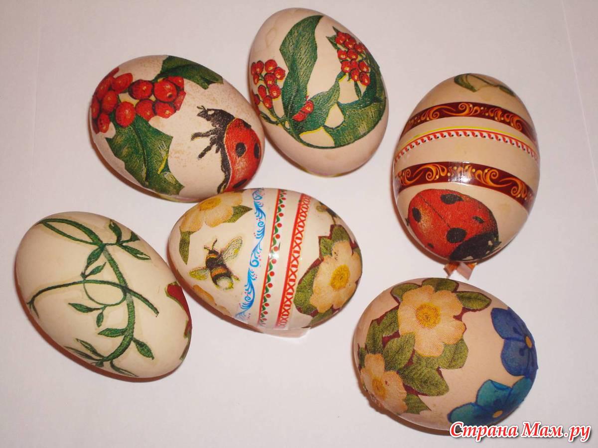Поделка пасхальное яйцо своими руками ребенку в детский сад 100