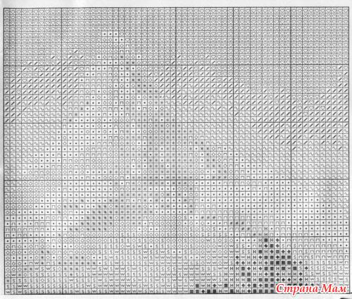 Схемы вышивки крестом херитаж 63