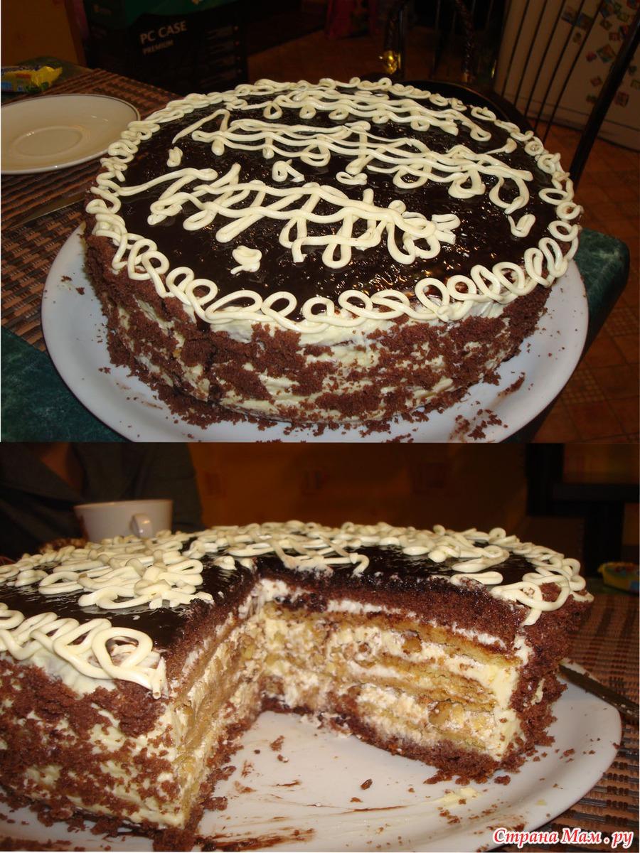 Торт людмила рецепт пошагово в домашних условиях