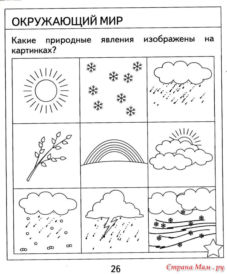 Карта в рисунках детей