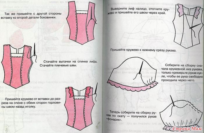 Бальные платья. выкройки бальных платьев