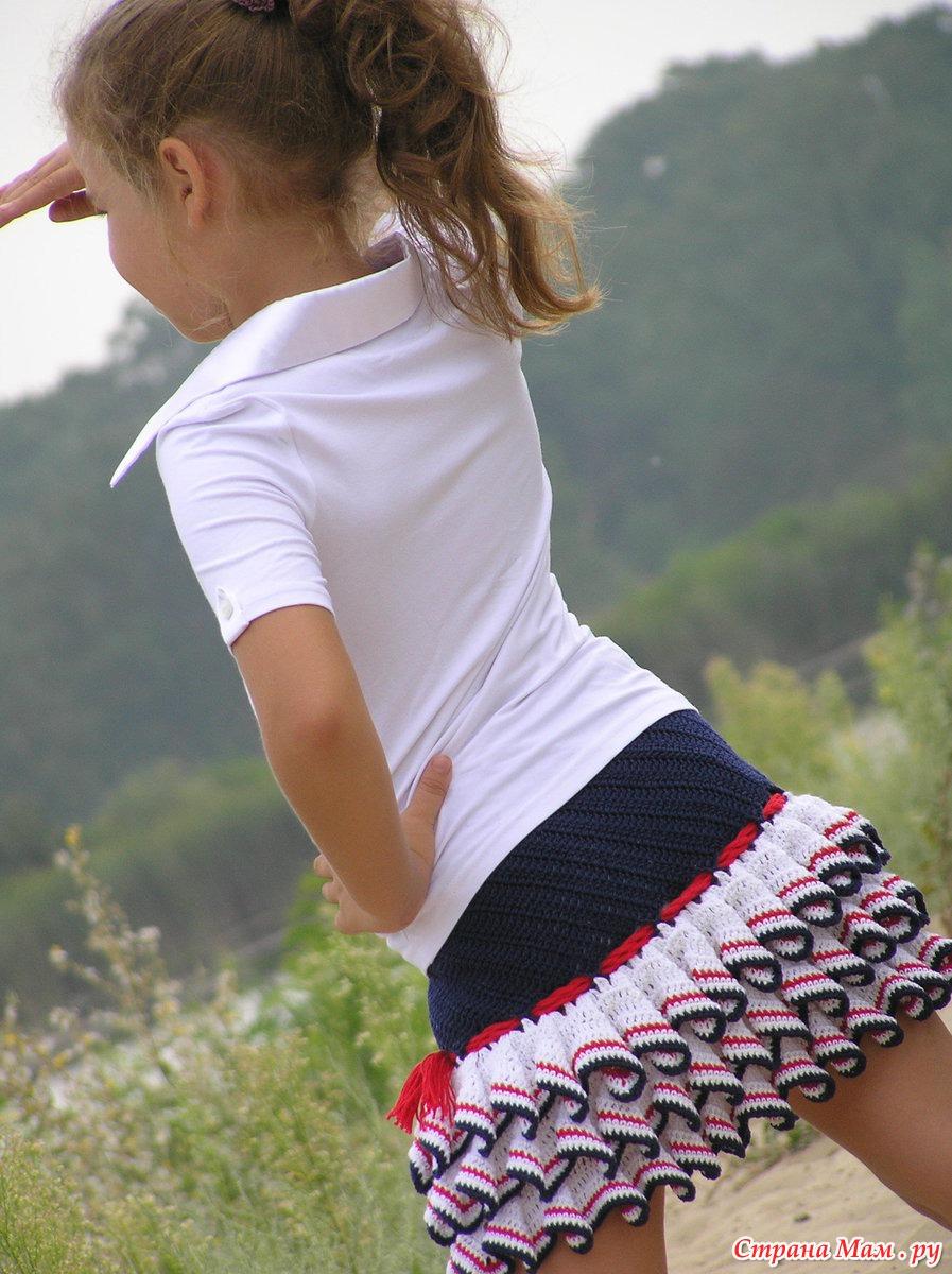 Что у подростка девочек под юбкой 2 фотография