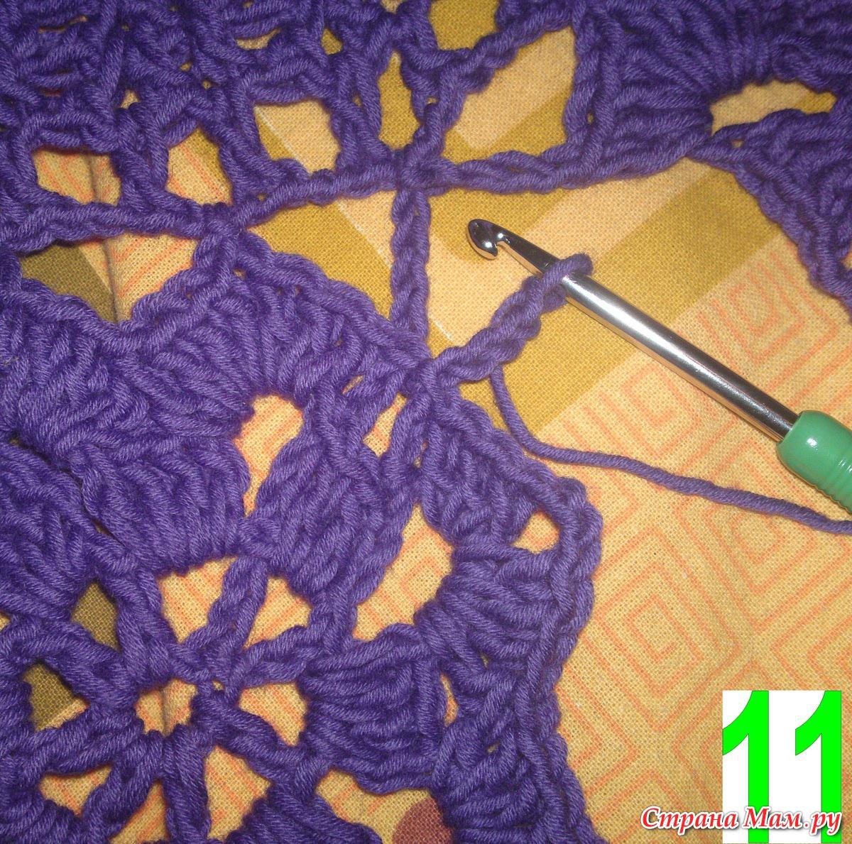 Рукодельница вязание крючком фото