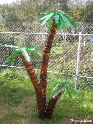 Пальмы своими руками