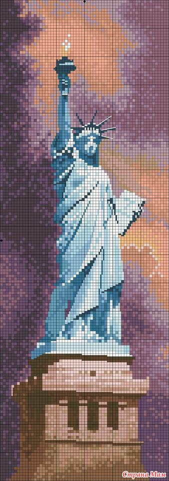 Статуя Свободы: