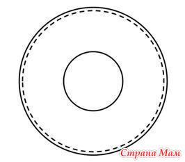 Еда из фетра : пончик из фетра » дневник » MarinaV Сайт Рукодельница