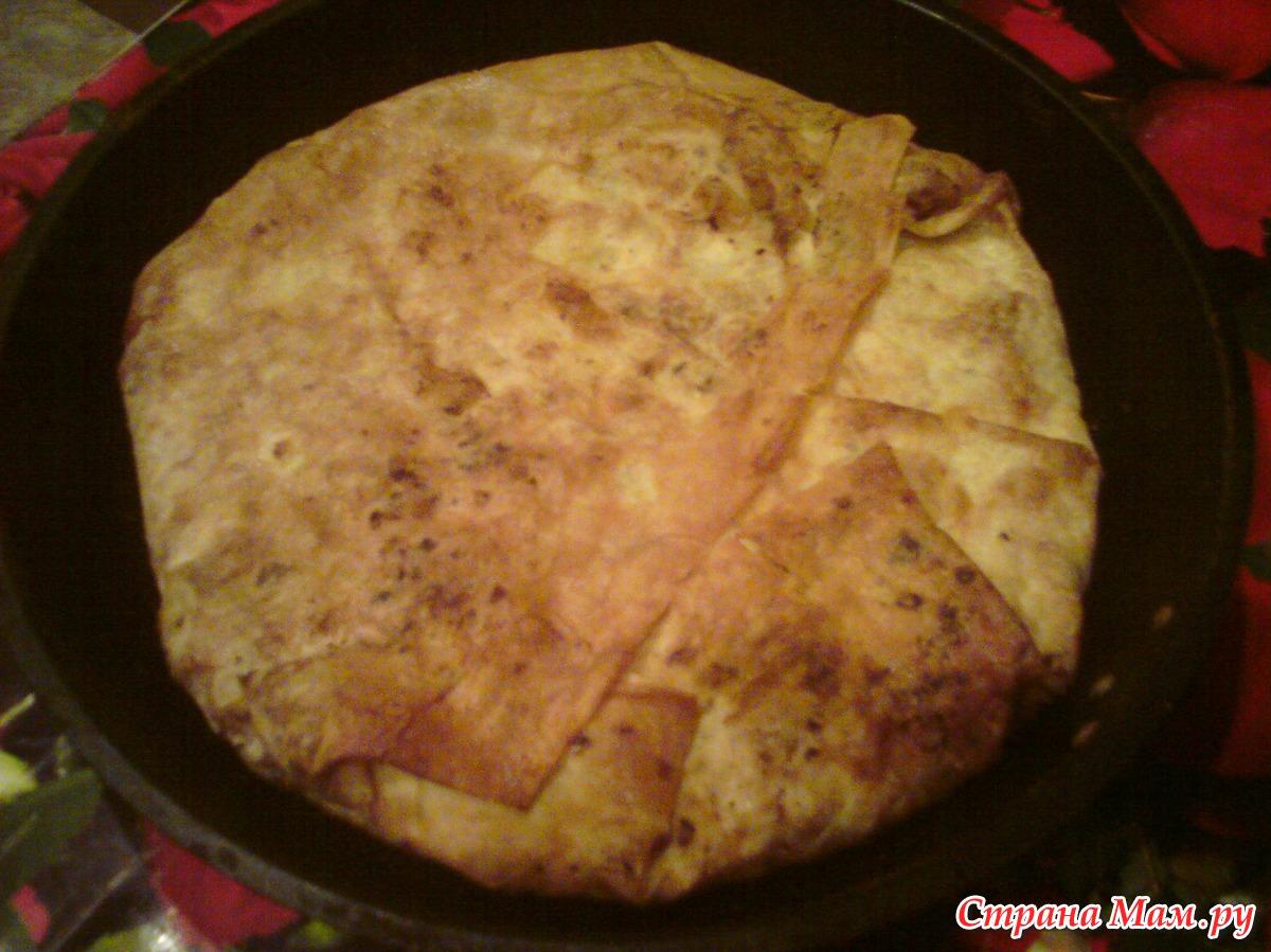 Армянский лаваш рецепт пошагово