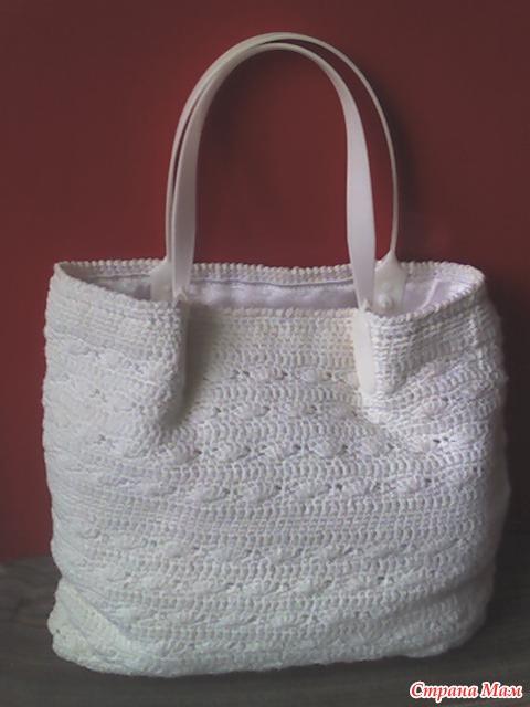сшить сумку повседневную большую из кожи