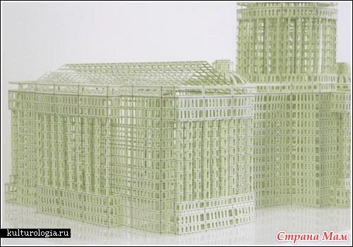 архитектуры, например: