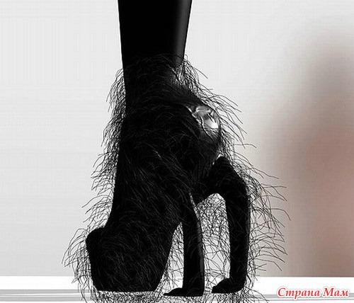 фото туфли смешные