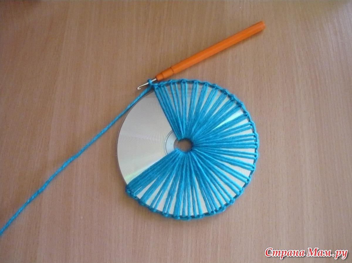 Вентилятор из CD-диска своими руками - Учимся Делать