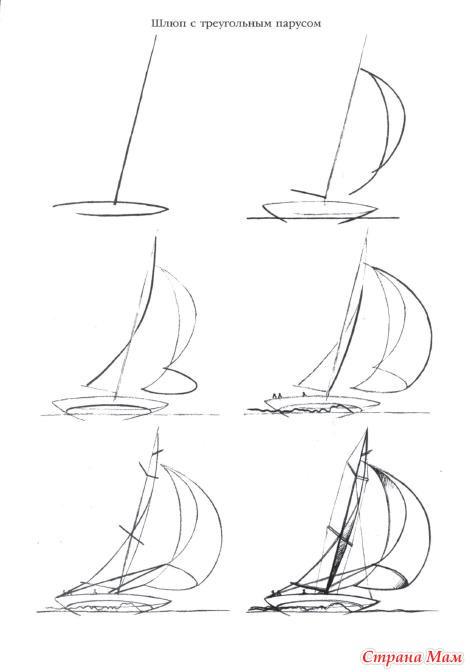 изображения лодки корабли