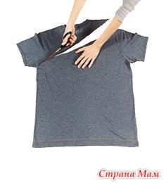 Как сделать футболку со своим рисунком