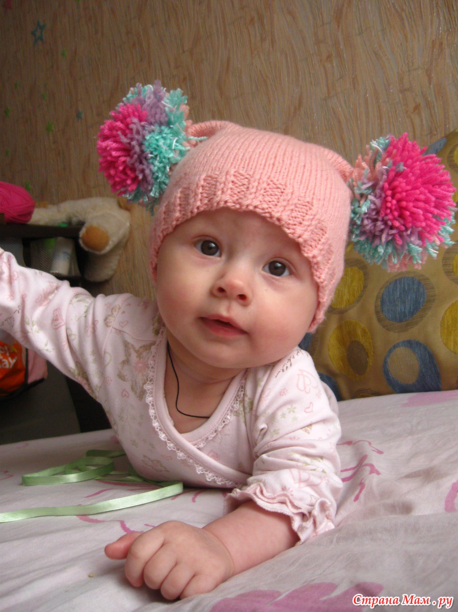 Вяжем спицами комбинезон на малыша до 1 года, джемпер на 94