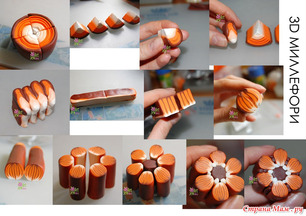 Изделия полимерная глина своими руками 47