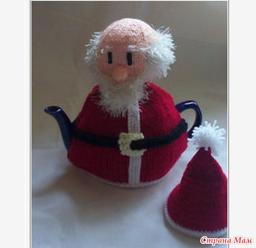 Дед на чайник своими руками