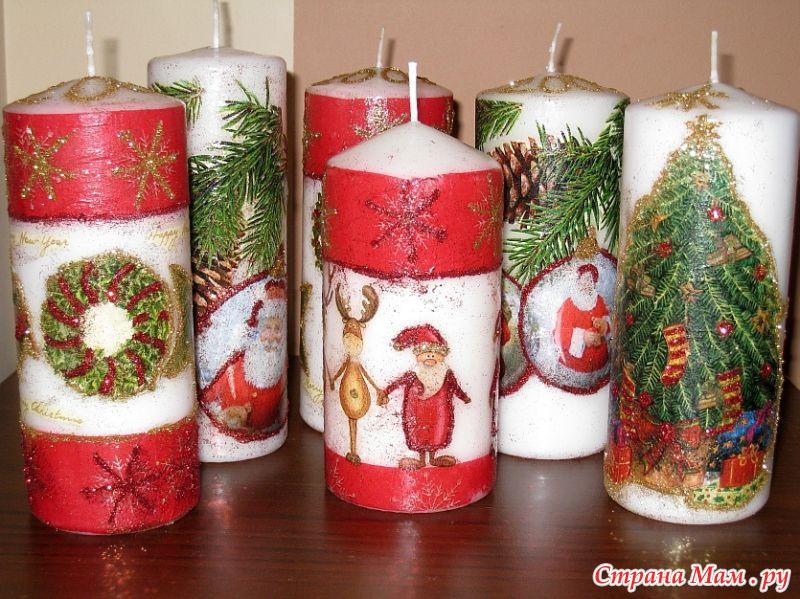Новогодние подарки в домашних условиях своими руками