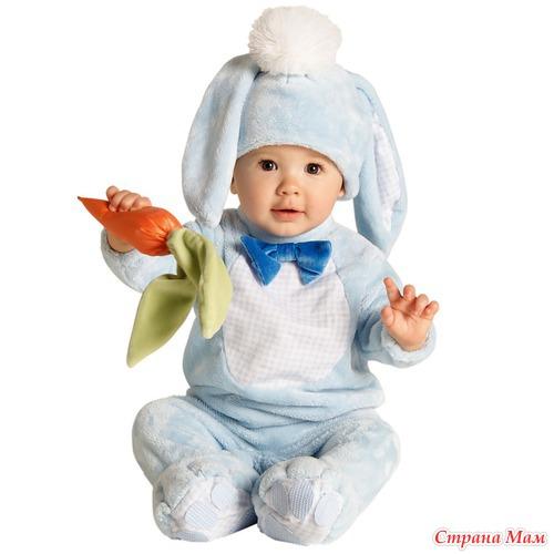 Детский костюм для новорожденного своими руками