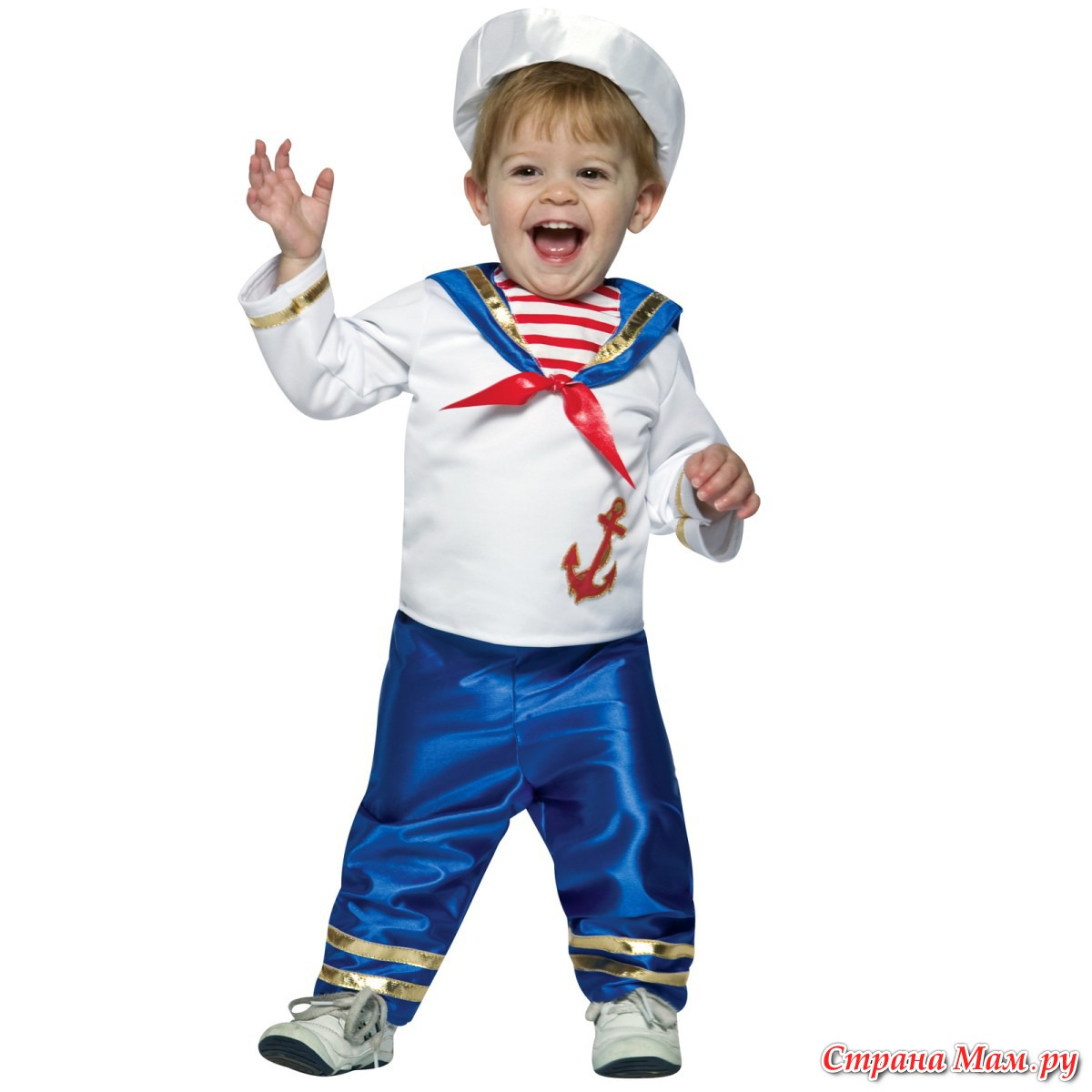 Новогодний костюм на 3 года для мальчика
