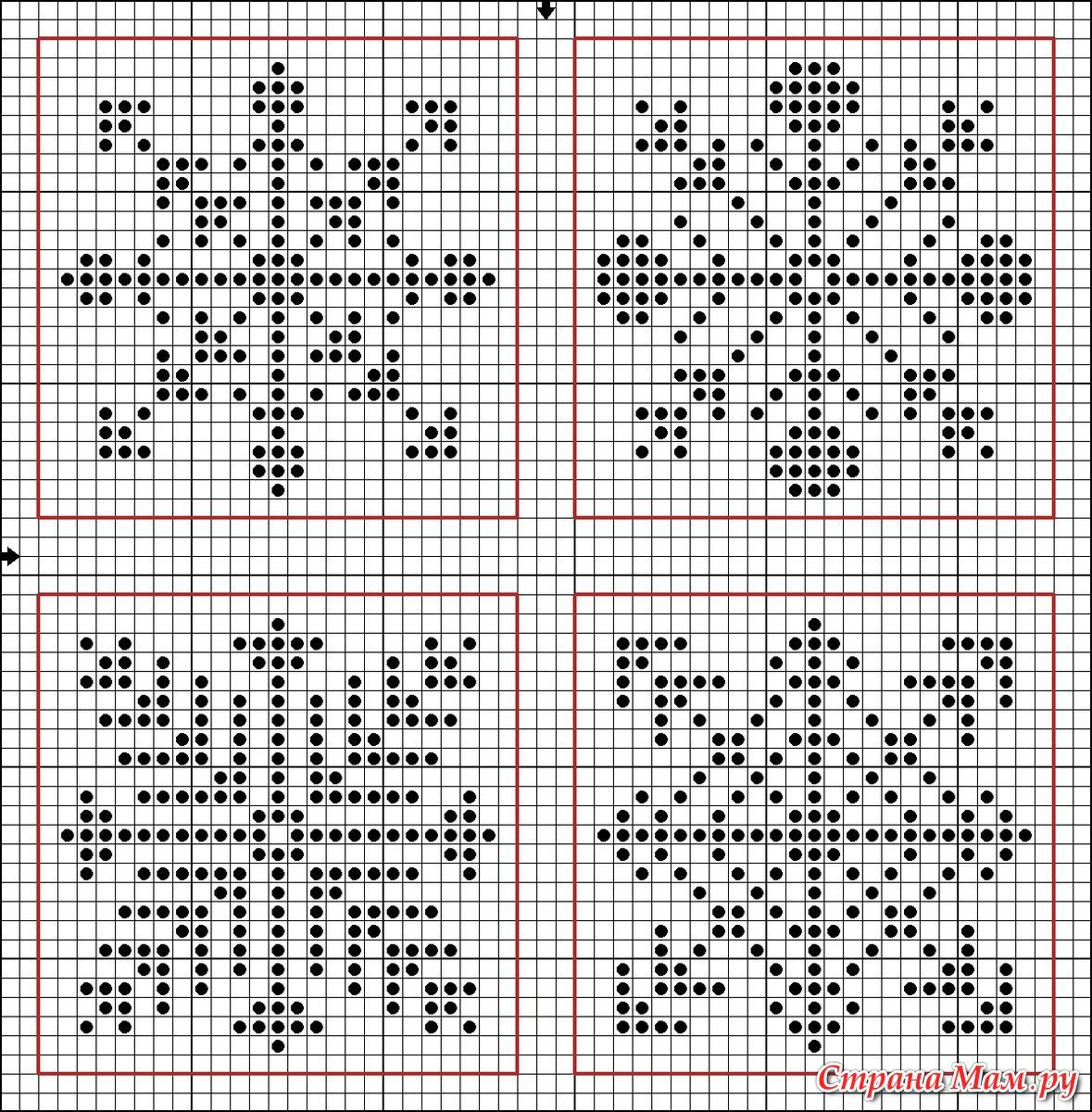 Рисунки на рукавиц схемы с цветами 29 фотография