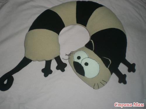 Дорожные подушки - Игрушки своими руками - Страна Мам