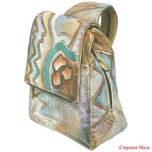 Выкройка сумка-рюкзак своими руками