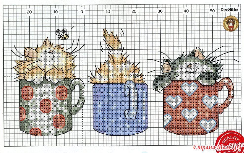 коты Маргарет Шерри. 989x623