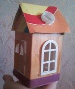 Поделки из коробок чая дома