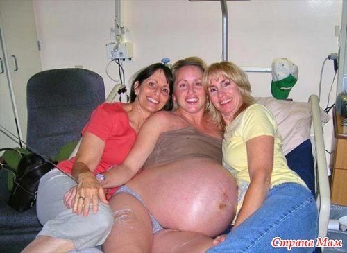 фото подборка голых мам