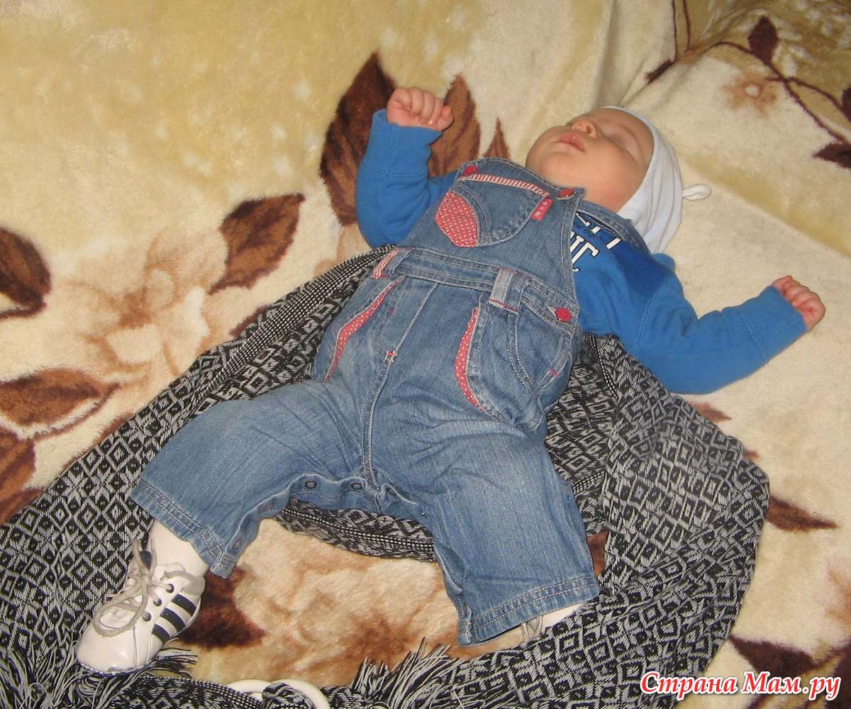 Как усыпить ребёнка днём