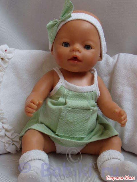 Выкройки для кукол беби бон своими руками фото 606