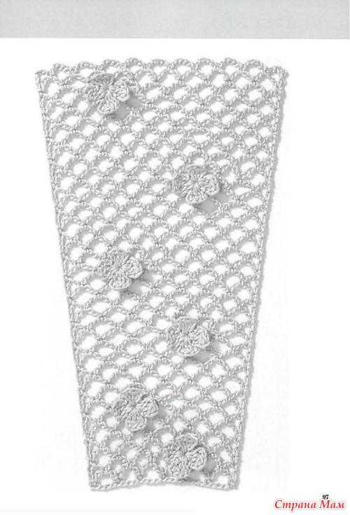 Схемы к юбкам с расширением