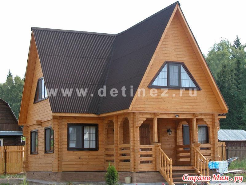 дома из клееного бруса 6х9 цена