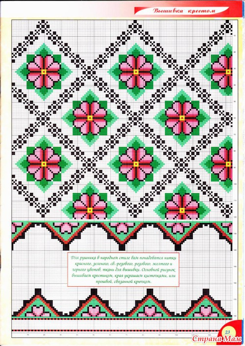 Тэги: Вышивка крестиком, схема