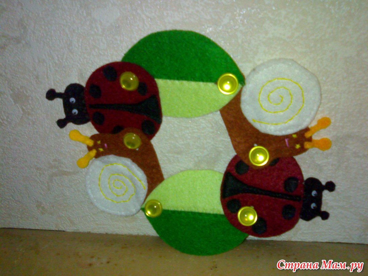 Поделки развивающие мелкую моторику рук