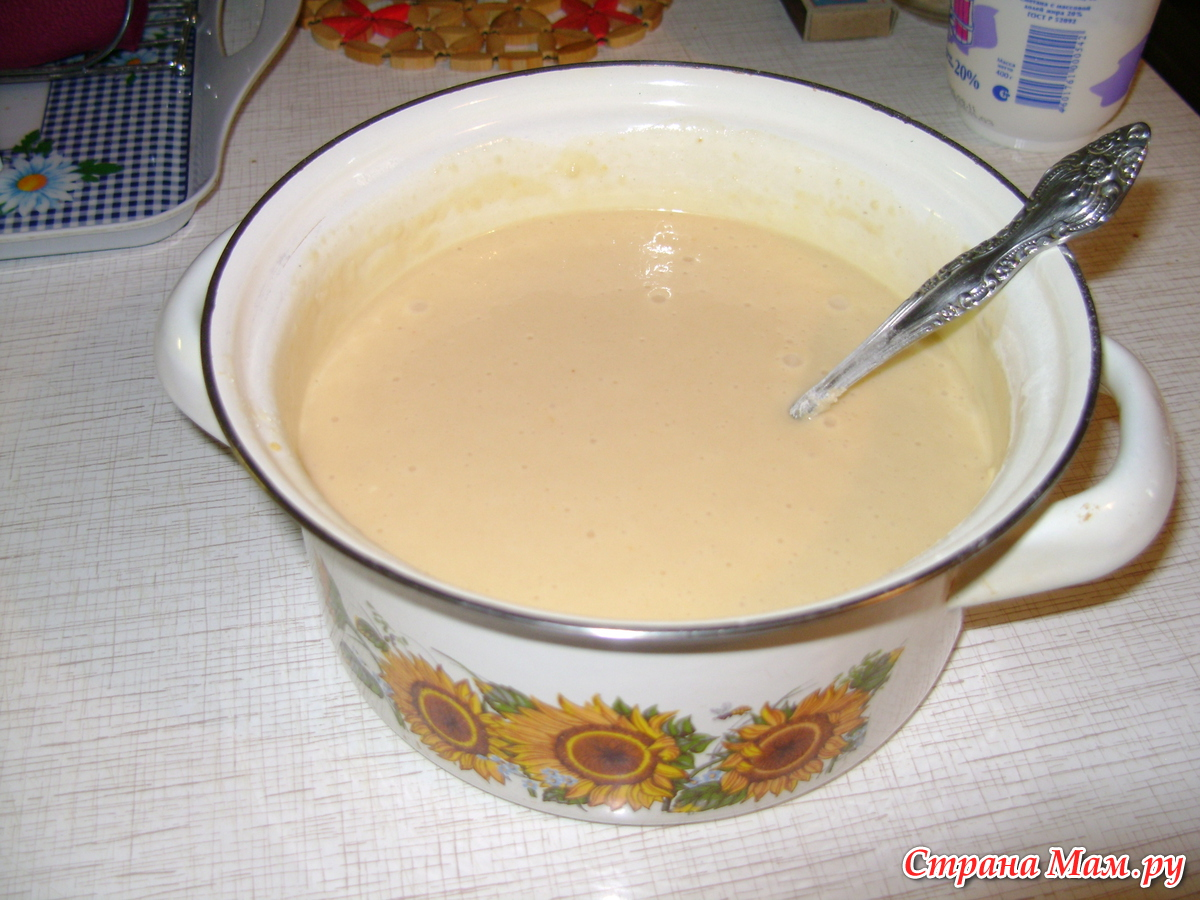 Рецепт сгущенного молока в домашних условиях фото