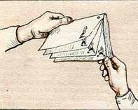 Как сделать блокнот мультик