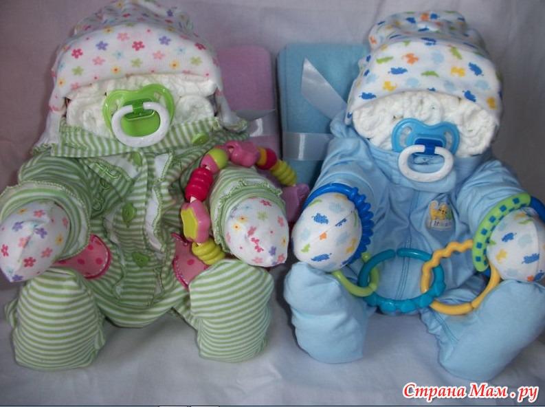Подарок своими руками на рождения ребенка фото