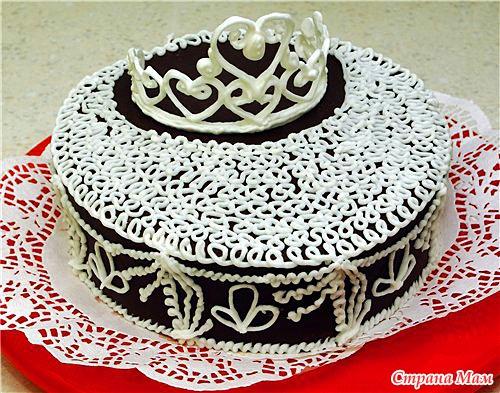 Как украсить торт айсингом фото