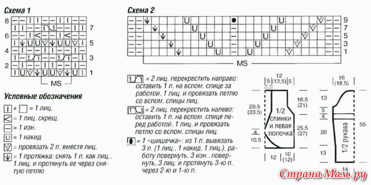 Белое болеро вязаное крючком схемы с описанием