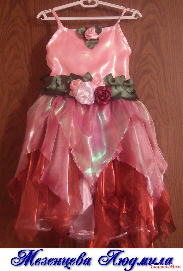 Новогодний костюм фея своими руками фото