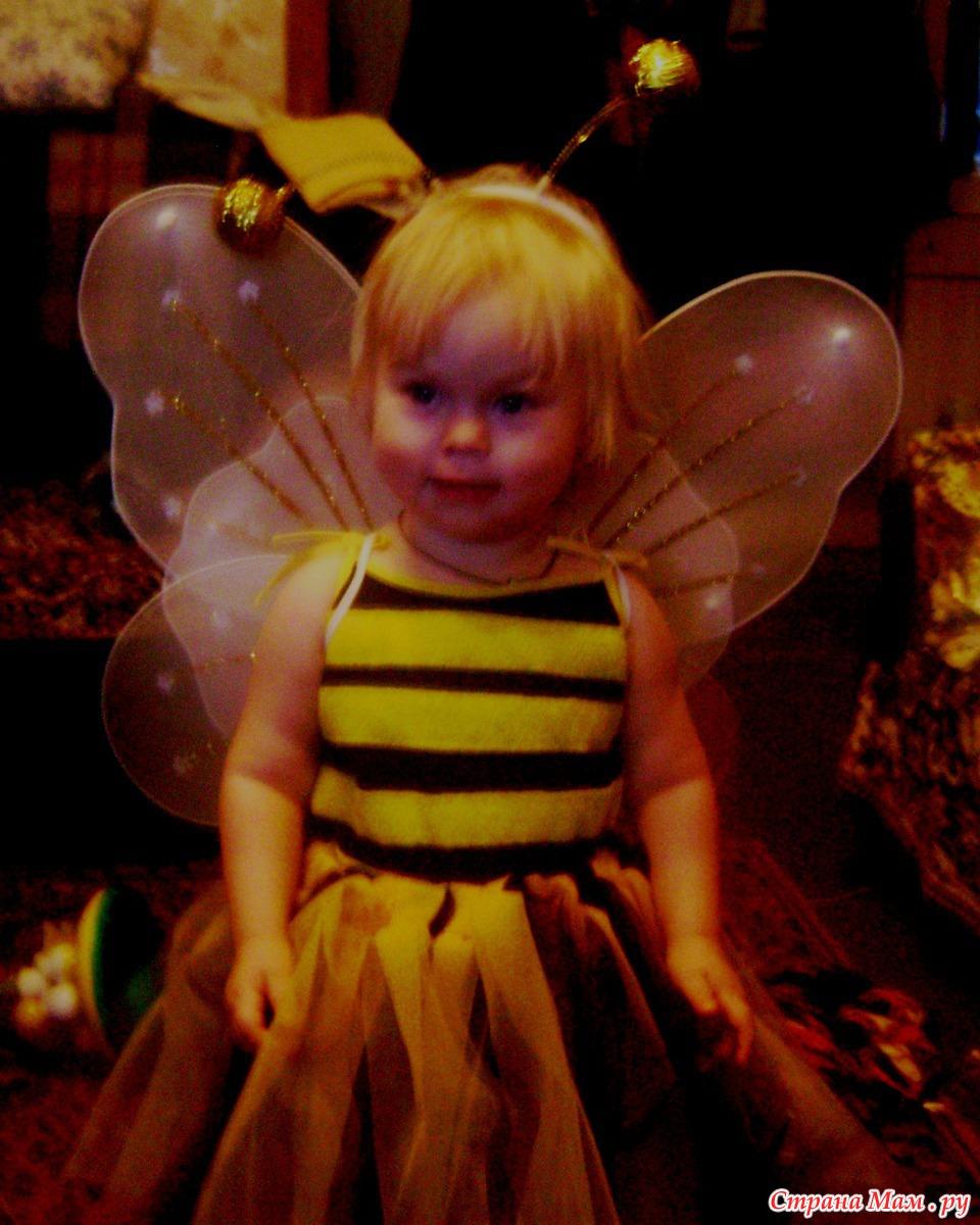 329Костюм пчелка майя