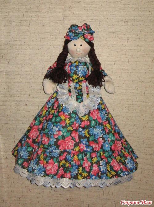 Интерьерная кукла своими руками выкройки фото 134