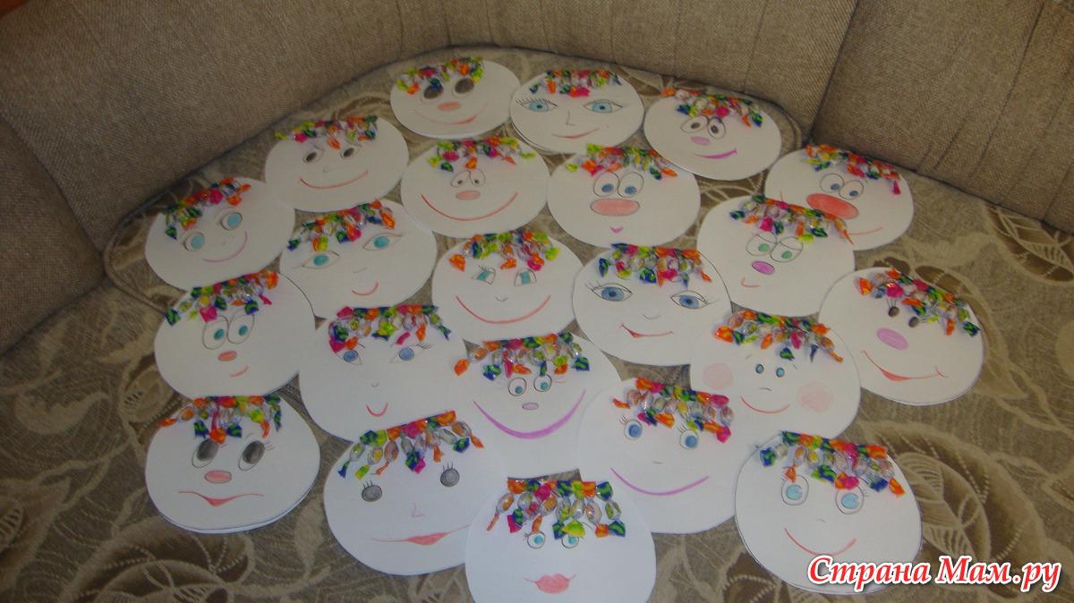 Как оформить угощение в детский сад на день рождения