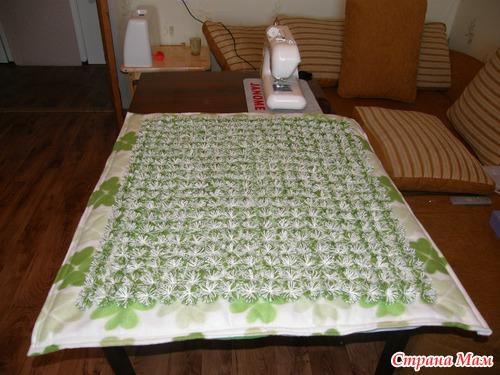 Одеяло на выписку своими руками с выкройками фото