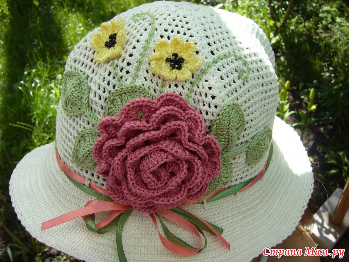 Романтические шляпки прекрасных дам