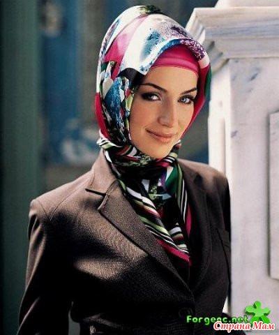 Хиджаб может ли это быть красиво и