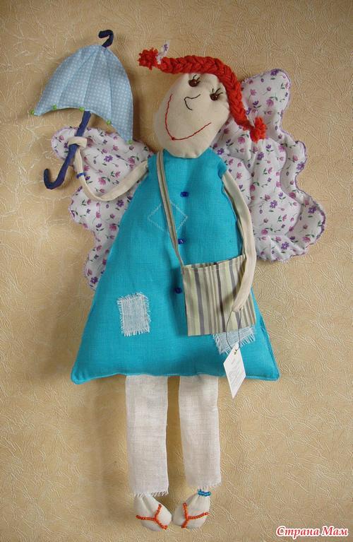 Панно из кукол своими руками 36
