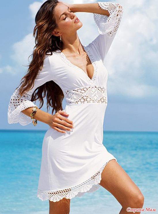 как правильно сшить летнее платье видео